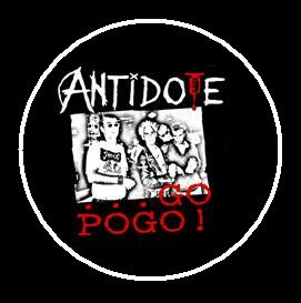 "Button Antidote ""Go Pogo"""