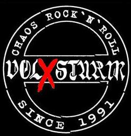 "Button Volxsturm ""Chaos Rock´n´Roll"""