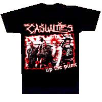 "T-Shirt Casualties ""Up the Punx"""