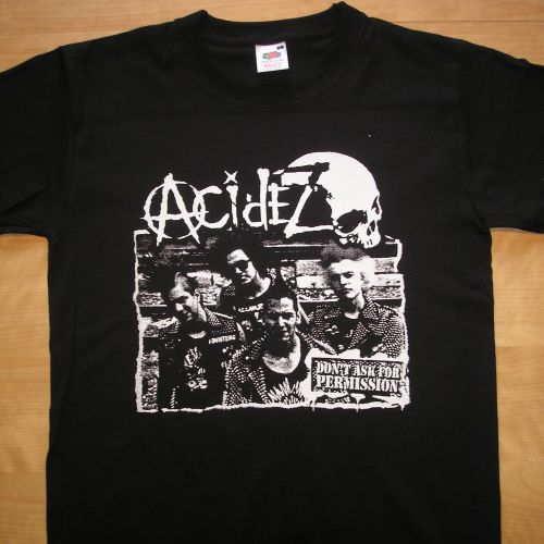 T-Shirt Acidez