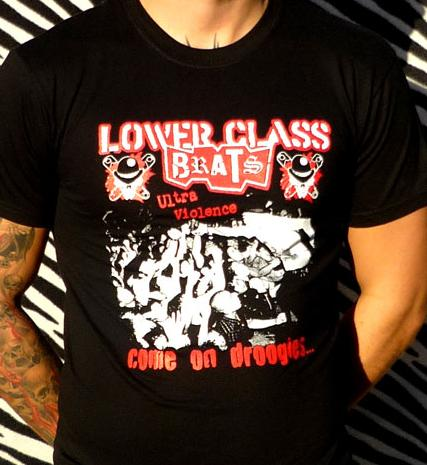 "T-Shirt Lower Class Brats ""Come on..."""