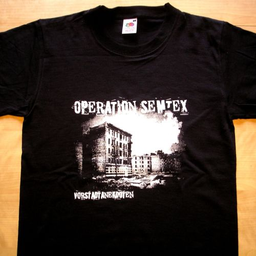 T-Shirt Operation Semtex