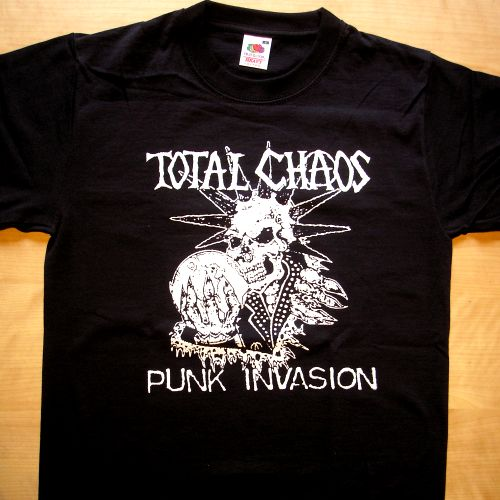 T-Shirt Total Chaos