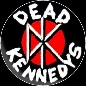 Button Dead Kennedys