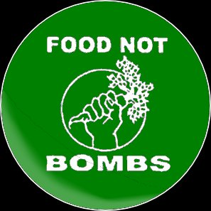 Button Food not Bombs