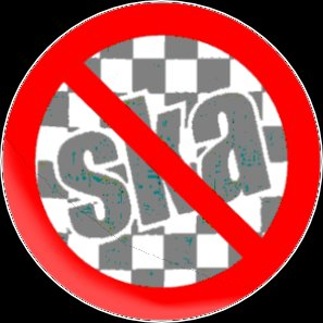 Button Anti Ska b