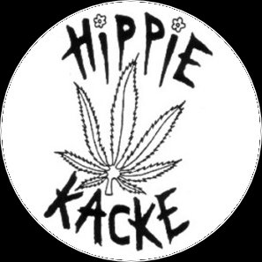 Button Hippie Kacke