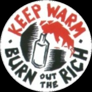 Button keep warm burn out the rich b