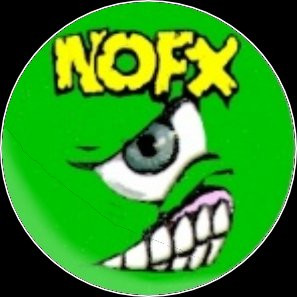"Button Nofx ""Monster"""