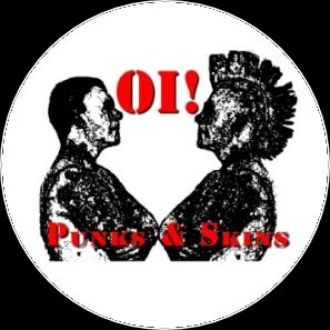 Button Oi-Punks & Skins