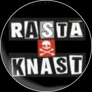 Button Rasta Knast