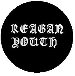 Button Reagan Youth