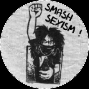 Button smash sexism