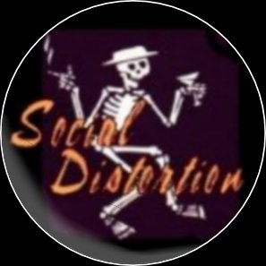 Button Social Distortion